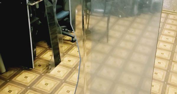 Гибка оргстекла нихромовой струной